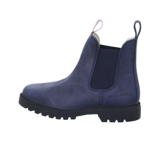 Blue Heeler, Meryl Chelsea Boots, dunkelblau