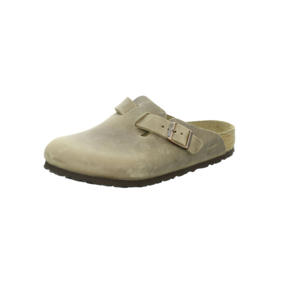 Boston normal tabacco brown von Birkenstock
