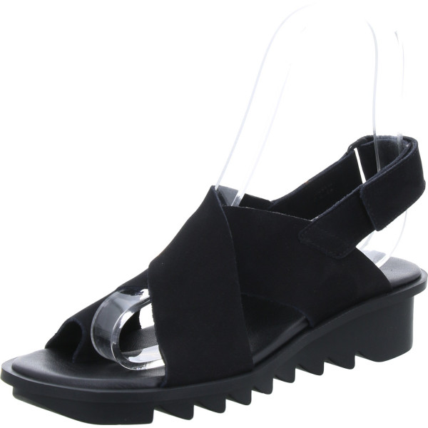 Ikam Nubuck noir von Arche