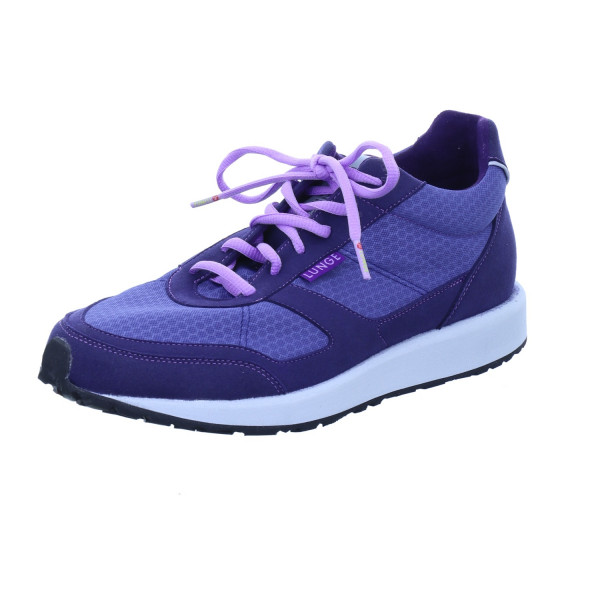 Cl. Run W NEU steel blue/medium blue/light grey von Lunge
