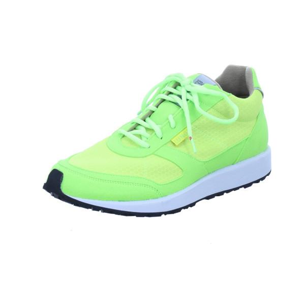 Cl. Run W NEU Yellow/Lawn Green/Light Grey von Lunge