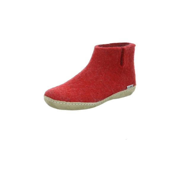 Low Boot red von Glerups
