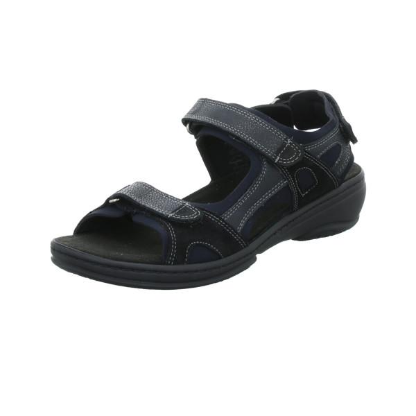 Sandale schwarz von Fidelio