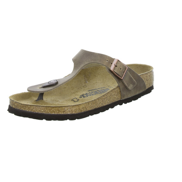 Gizeh normal tabacco brown von Birkenstock