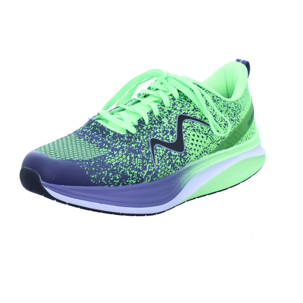 Huracan 3000 Lace up M lime green/blue von MBT