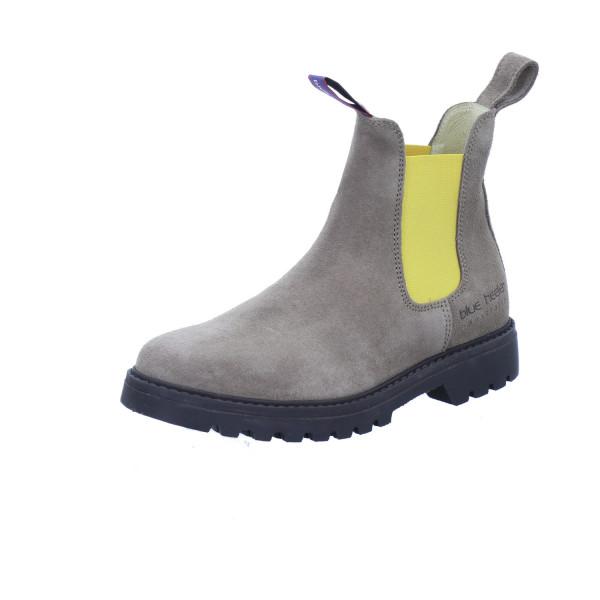 Fraser Chelsea Boot taupe/yellow von Blue Heeler