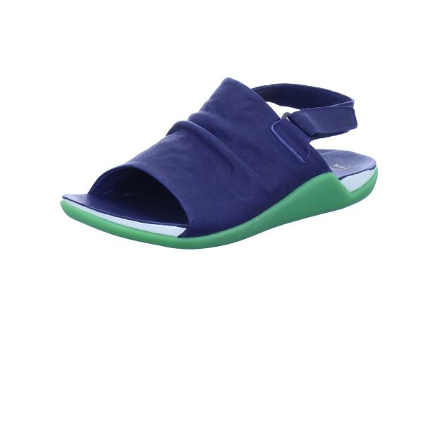 Sandaal indigo/kombi von Think