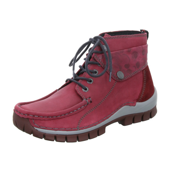 Jump Winter oxblood von Wolky
