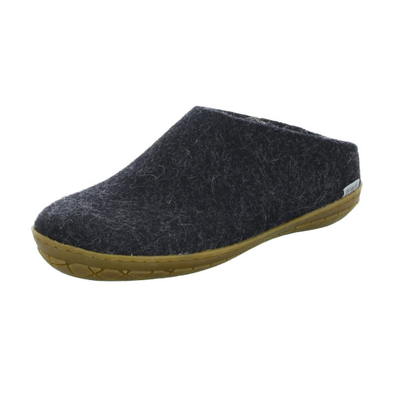 Open Heel rubber charcoal von Glerups