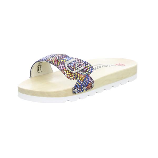 Hippie-NO-Sandale blau/Tiffany von Berkemann