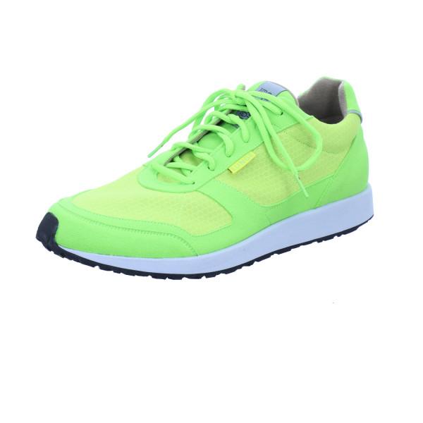Cl. Run M NEU yellow/lawn green/light grey von Lunge