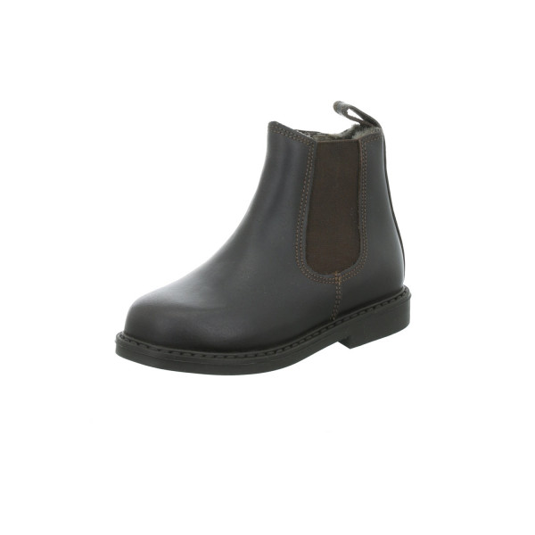 new style 4c920 47309 Shetland Zip dark brown