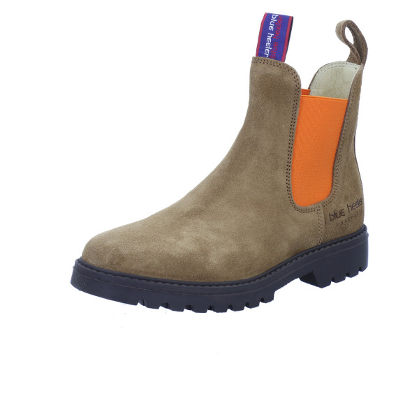 Fraser Chelsea Boot cognac/orange von Blue Heeler