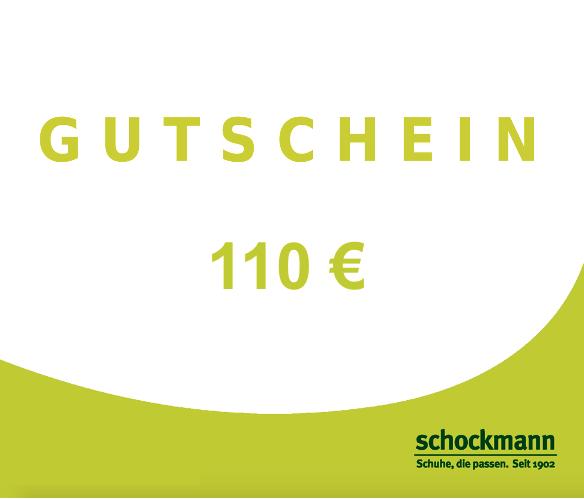Gutschein 110€